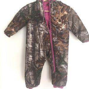 Carhartt Camo Bodysuit